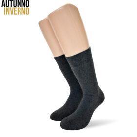 6 paia di calze corte uomo spugna in morbido cotone mod. bros antolini – spedizione gratuita